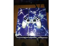 PS4 lighting