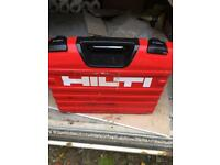 Hilti SF 4000 dry wall screw gun