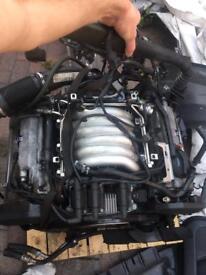 Audi A4 b5 2.8 V6 TDI Quattro Engine, Gearbox & Loom