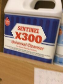 Sentinel X300 universal Heating System cleaner