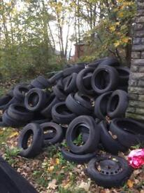 Used tyres no good