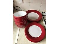 Set of dishes for 8 GBP