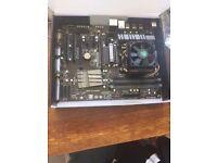 AMD 8320 + Gigabyte Motherboard