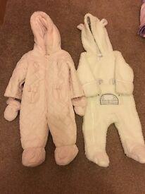 3-6 months Girls Clothing Bundle