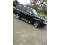 RANGE ROVER SPORT 2.7TDV6 VIC CHECKED 2013 95,000 MILES STARTS AND DRIVES FINE NO MESSERS OR OFFERS!