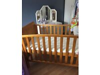 3 in 1 Cot / Cotbed