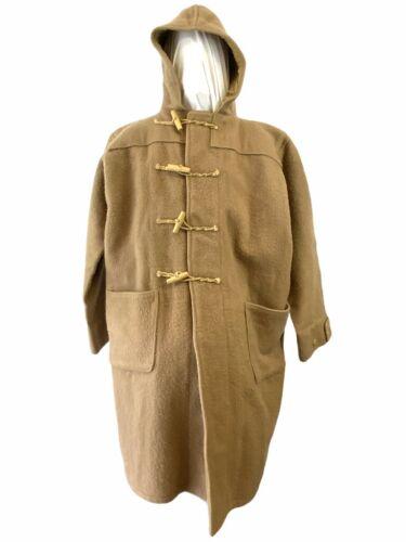 WW2 British Army Duffel Coat Size 3 1943 Dated