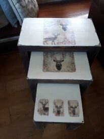 one off shabby chic tables