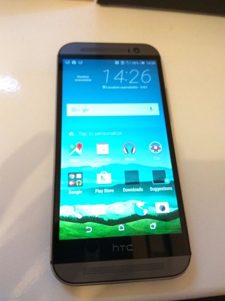 HTC One M8 Great ConditionCaseChargerin Oldham, ManchesterGumtree - HTC One M8 The multi award winning phone from HTC Fantastic condition always has had a screen protector and case fitted. The screen is mint no dead pixels or marks. The case has a few very minor marks which are barely noticeable. You can see from the...