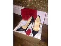 GENUINE Christian Louboutin So Kate 120mm heels. Size 5/Euro 38. £300 ovno