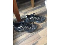 Boys trainers and football boots