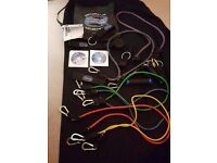 Unused Bodylastic Resistance Bands Set