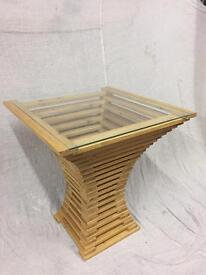 Hand made dining table