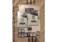 Audi SD cards plus others