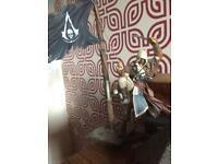 Assassin Creed: Black Flag Statue
