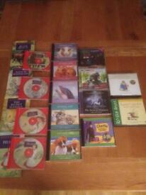 Audio Book CDs