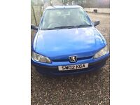 QUICK SALE: Peugeot 106 1.1 independence low mileage