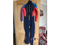 C-skins youth wetsuit age 12-14