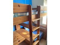 Stompa High Sleeper cabin bed
