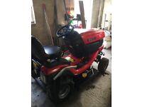 Westwood T80 garden tractor
