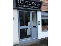 Office Suites or Treatment rooms to rent - Mere Green