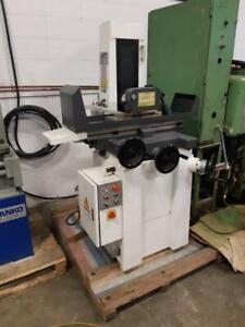 """New 6"""" x 16"""" Surface Grinder, YUWE M618A Canada Preview"""