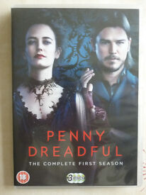 PENNY DREADFUL SERIES 1 BOX SET