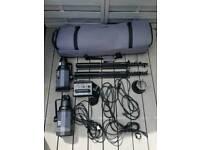 Bowens Gemini G500 travel kit