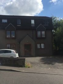 One bed flat in central dunfermline