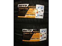 225/40/18 92W Boto pair of 2 brand new tyres