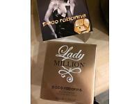Paco Rabanne Lady Million Large 80ml