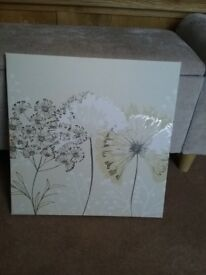 Pair of canvasses