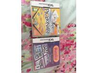2 Ds games for sale.