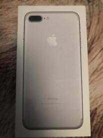 iPhone 7 Plus 128gb Unlocked mint condition