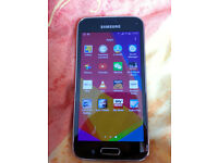 Samsung S5 mini unlocked gold 16gb like new condition.