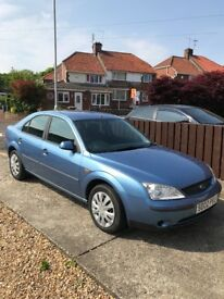 Ford mondeo 1.8 🚗 LOW MILES 🚗 MOT AUGUST 🚗 no px astra corsa fiesta clio golf focus vectra megane