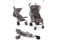 Mamas And Papas Urbo Bug Chestnut Tweed Buggy stoller pushchair