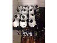 CCTV camera system.