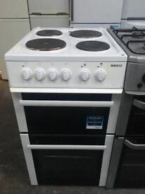 BEKO free standing electric cooker 50 cm Width in good condition and perfect working order