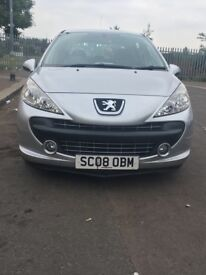 Peugeot 207 1.6 16v Sports 5Door ** Automatic** **Low Mileage**