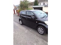 Daihatsu Sirion S 1.0 Lovely small car £30 tax cheap insurance.