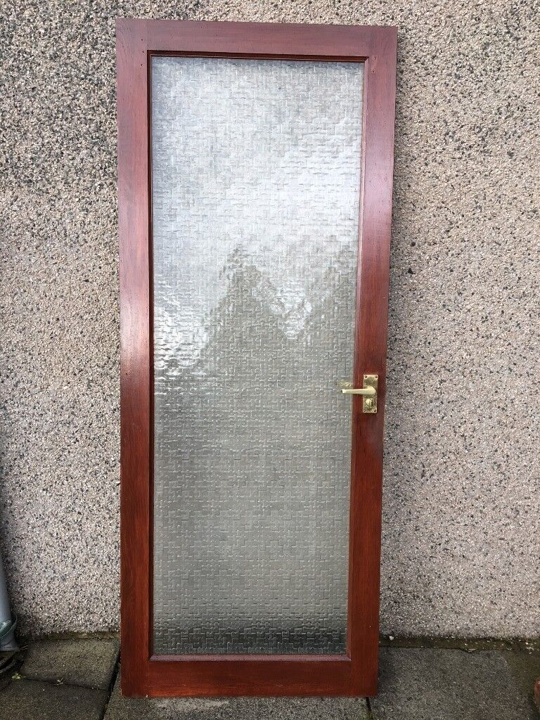 *FREE* 3 x Interior Doors with Glass Panel