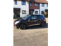 CITROEN DS3 DSPORT BLUE HDI S/S 2015 DIESEL 1.6L120 BHP