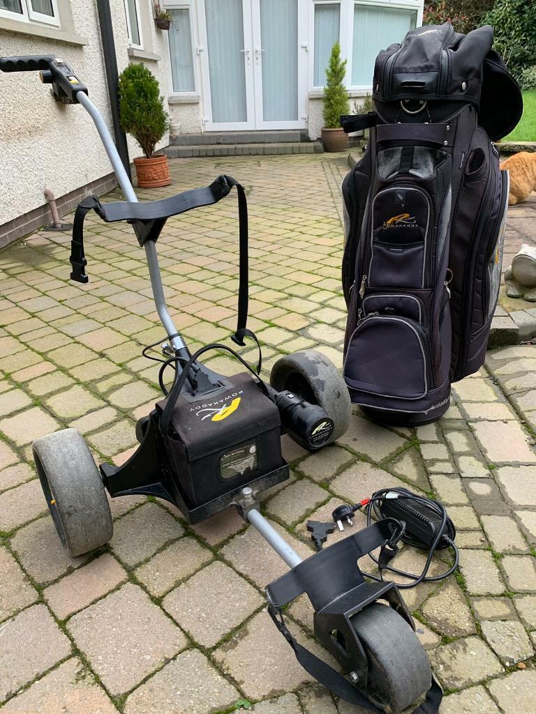 Powakaddy Classic Legend Electric Trolley | in Comber, County Down | Gumtree