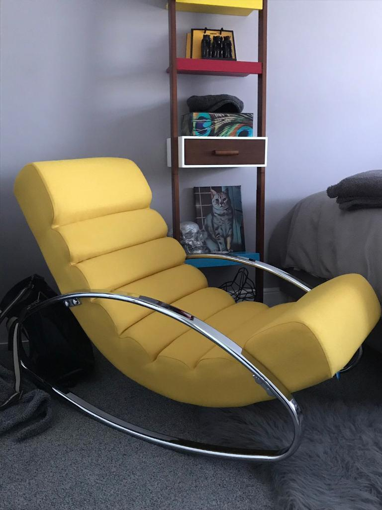 low priced 46471 bfb89 Dwell ripple rocker - rocking chair | in Southampton, Hampshire | Gumtree