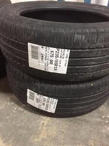235/55/19 Michelin Latitude Tour HP *Allseason Tires*