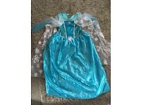 Disney frozen dress up