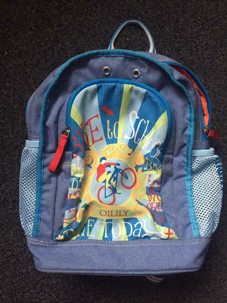 fd846a367a7 Oilily boys backpack | in Little Hulton, Manchester | Gumtree