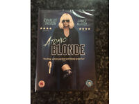 Atomic Blonde DVD Brand New