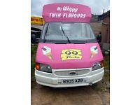 Whitby morrison ice cream van for sale £11000 ono